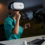 online training met VR