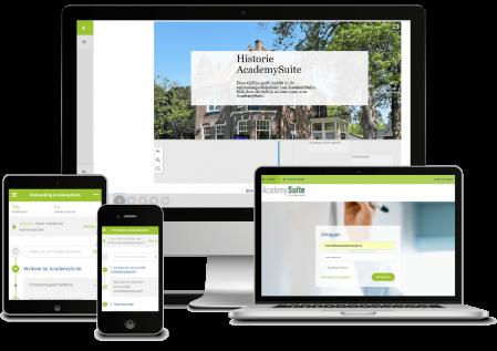 Leeromgeving AcademySuite, demo, bedrijfsacademy